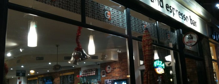 G For Gelato and Pizza Bar is one of Toronto.
