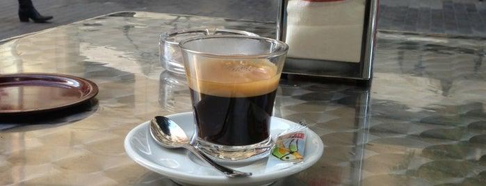 Café y Té is one of Free Wi-Fi.