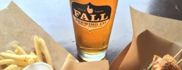 Fall Brewing Co. is one of Breweries - Southern CA.