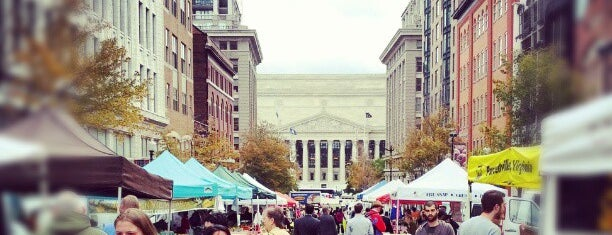 Penn Quarter FRESHFARM Market is one of DC Wish List.