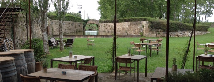 Restaurant Pera Batlle is one of My restaurants :).