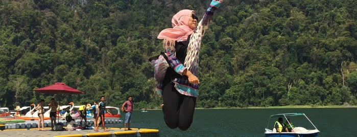 Jeti Kuala Perlis is one of Go Outdoor, MY #6.