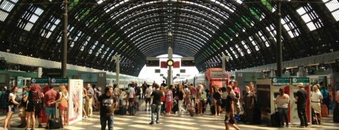 Stazione Milano Centrale is one of I consigli pratici.