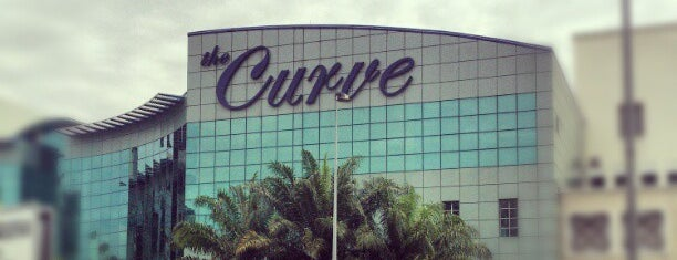 The Curve is one of Mall.