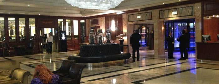 Radisson Blu Edwardian Heathrow Hotel is one of Hotels Round The World.