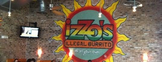 Izzo's Illegal Burrito is one of Baton Rouge Food.