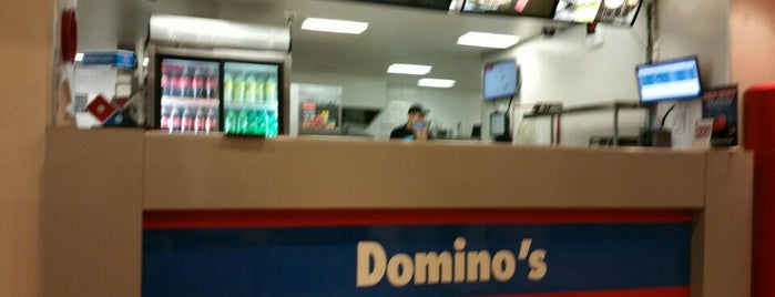 Domino's Pizza is one of Used to Be a Pizza Hut.
