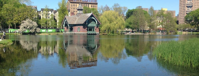 Central Park - North End is one of The 15 Best Places for a Meditation in New York City.