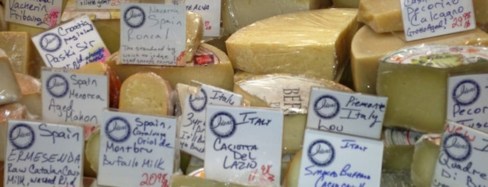 Ideal Cheese Shop is one of Corcoran's Most Popular Tips In Manhattan MegaList.