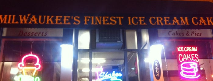 Babe's Ice Cream is one of Favorite places in Milwaukee.