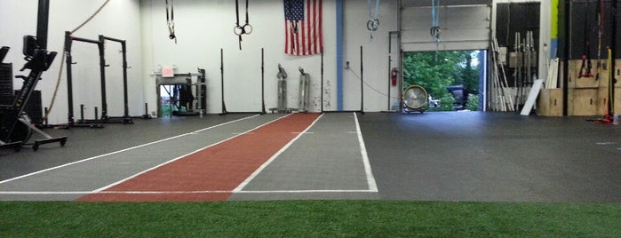 CrossFit Parsippany is one of Crossfit.