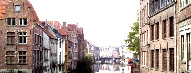 Gand is one of EU Prize for Cultural Heritage 2014.