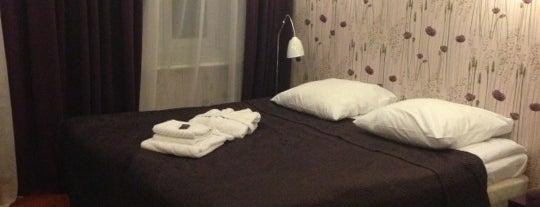 Тучков отель is one of Мои места.