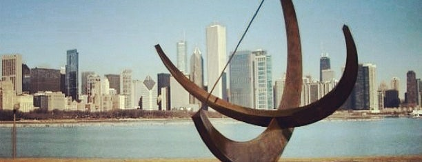 Adler Planetarium is one of Chicago Out and About.