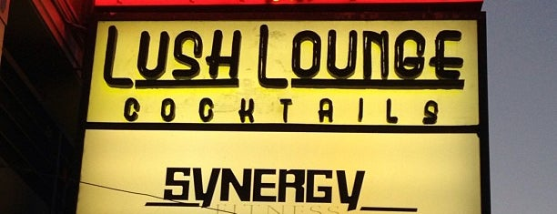 Lush Lounge is one of In & Out of the Loin.