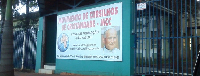 Seminário is one of Bairros de Campo Grande.