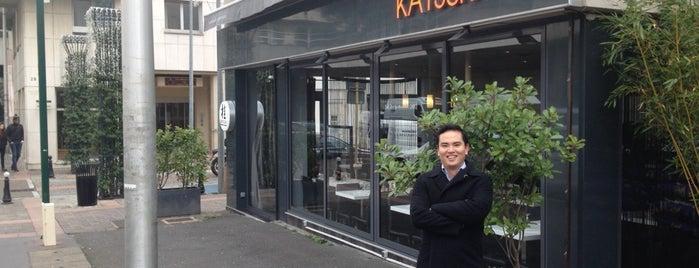 Katsura is one of Les endroits où manger et boire dans Courbevoie.