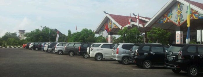 Tjilik Riwut Airport (PKY) is one of Indonesia's Airport - 1st List..