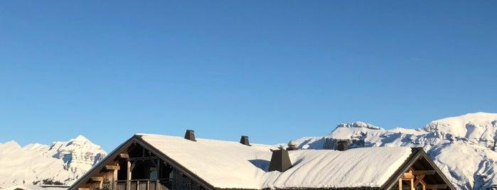 Samoens 1600 is one of Stations de ski (France - Alpes).
