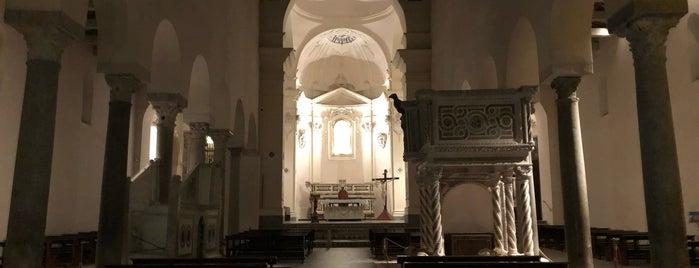Duomo Di Ravello is one of Amalfi Coast, Italy.