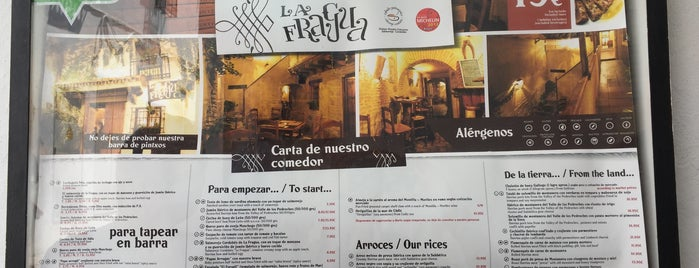 La Fragua is one of Planning Semana Santa Cordoba.