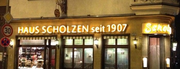 Haus Scholzen is one of Köln.