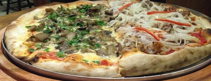 Scalinata Pizzeria Gourmet is one of Esfiha/Pizza.
