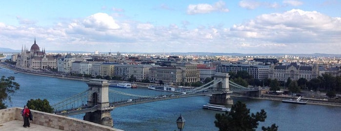 Budapest is one of cities.