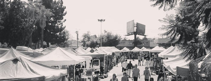 Melrose Trading Post is one of California.