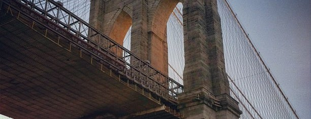 Brooklyn Bridge is one of Great Venues To Visit....