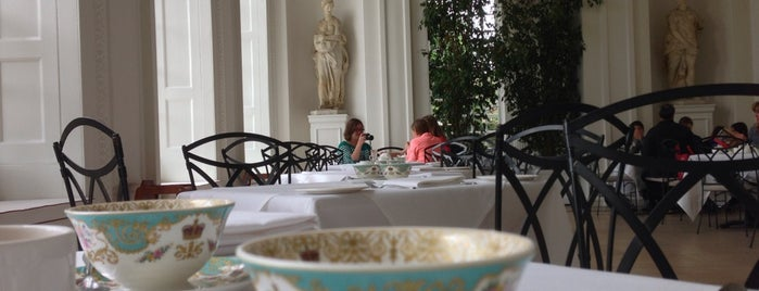 The Orangery is one of london tea time.