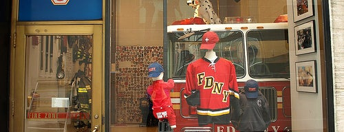 FDNY Fire Zone is one of To Do List NYC.