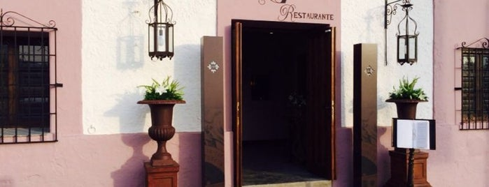 1870 Restaurante is one of Restaurantes Malaga.