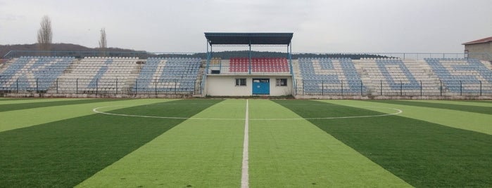 Kilyos Stadyumu is one of İstanbul Stadyum ve Futbol Sahaları.