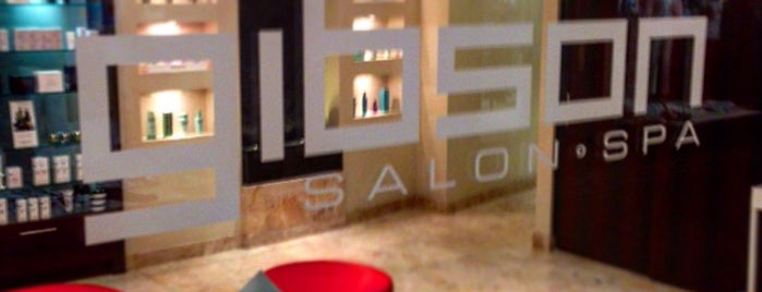 Gibson Salon Spa is one of SPA détente _ Montréal.