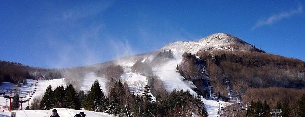Hunter Mountain Ski Resort is one of MOUNTAINS.