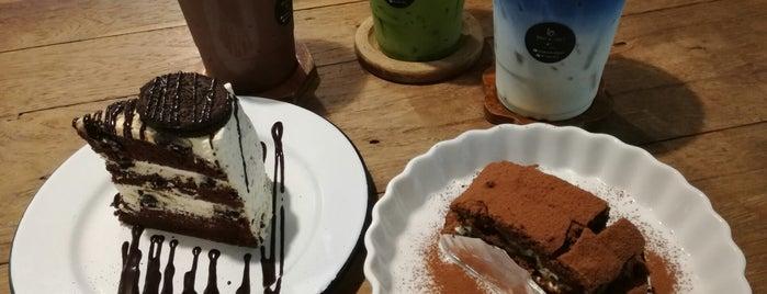 Ho: Bake & Craft Café (โฮะ เบคแอนด์คราฟท์ คาเฟ่) is one of ลำพูน, ลำปาง, แพร่, น่าน, อุตรดิตถ์.