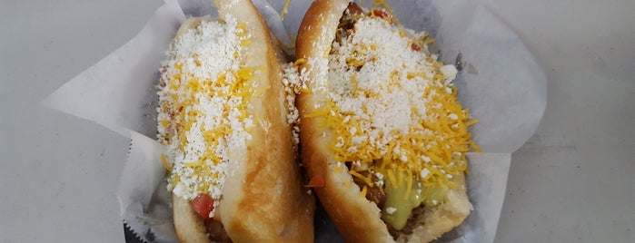 Nogales Hot Dogs is one of PHX Latin Food in The Valley.