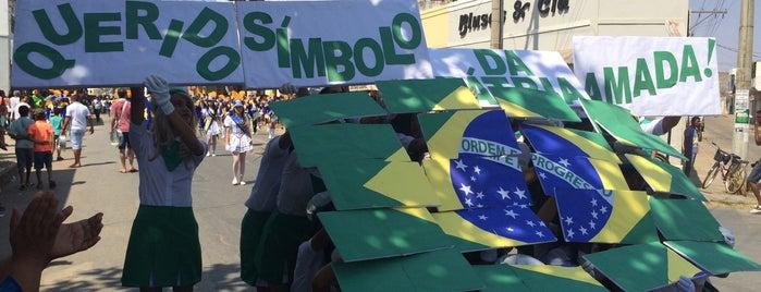Praça do Cristo Redentor is one of Melhores Trufas Do Brasil '.