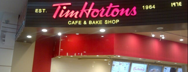 Tim Hortons is one of Coffee spots Doha.