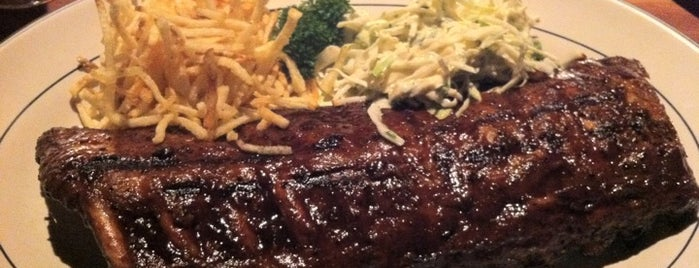 Hillstone is one of America's 40 Best Steakhouses.