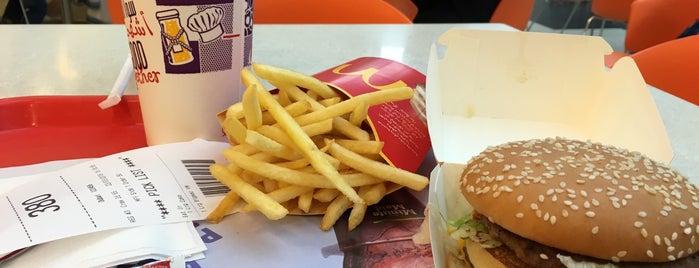 McDonald's مكدونالدز is one of McDonald's Restaurants.