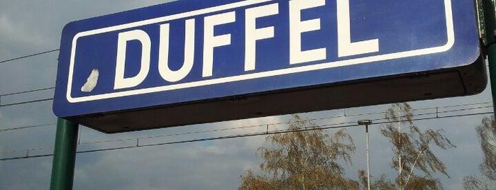 Station Duffel is one of Bijna alle treinstations in Vlaanderen.