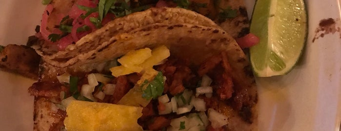 Tacombi Bleecker is one of New Visits in 2016.