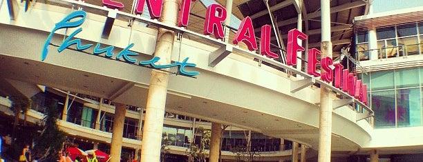 CentralFestival Phuket is one of Must do in Phuket.