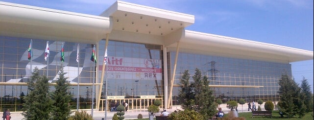 Baku Expo Center is one of Baku, AZ.