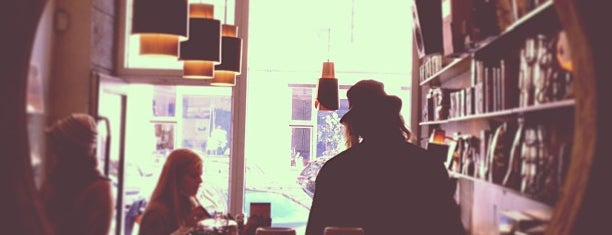 Sort Kaffe og Vinyl is one of CPH.