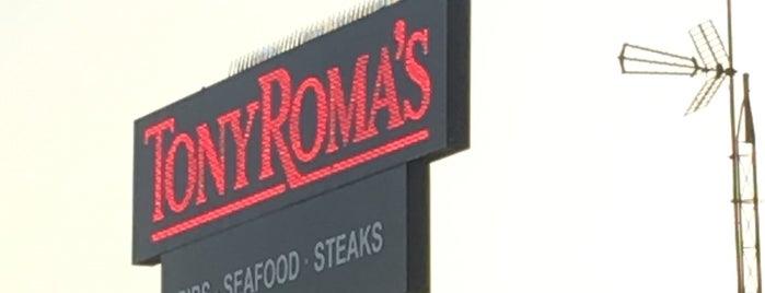 Tony Roma's is one of Tenerife.