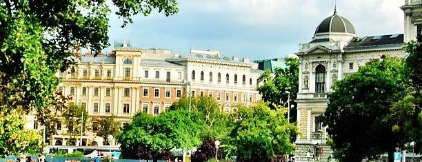 Sigmund Freud Park - Votivpark is one of Chillout @Vienna.