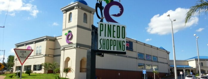 Pinedo Shopping is one of Favoritos.